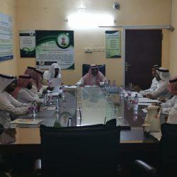 مجلس إدارة جمعية البر الخيرية بأحد المسارحة يعقد اجتماعه الأول في دورته الأولى